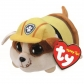 Mini Rubble maskotka Psi Patrol Beanie Boos TY 42227