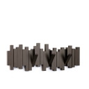 Wieszak Sticks, espresso - Umbra - 318211 - 213
